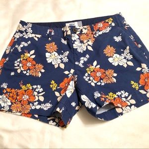 Adorable Old Navy floral print shorts!